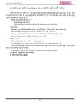 Giáo trình thủy nông - Chương 11