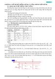 Giáo trình thủy nông - Chương 5