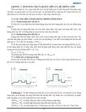 Giáo trình thủy nông - Chương 7