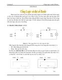 GIÁO TRÌNH KỸ THUẬT XUNG SỐ: CHƯƠNG 2. Cổng Logic và đại số Boole