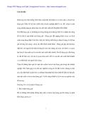 Tiểu luận : Giải pháp diệt trừ tận gốc hàng giả - 1