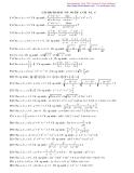 40 bài toán bất đẳng thức hay chọn lọc