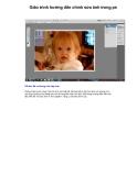 Giáo trình hướng dẫn cách tạo ảnh phông nền bằng phương pháp sử dụng bộ lọc filter gallery p6