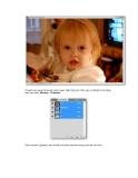 Giáo trình hướng dẫn cách tạo ảnh phông nền bằng phương pháp sử dụng bộ lọc filter gallery p8