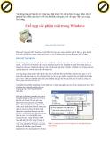 Giáo trình hướng dẫn ghost phân vùng hệ thống thành file khi sử dụng partition magic p2