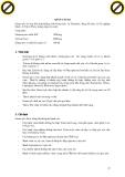 Giáo trình phân tích lượng thuốc kháng sinh trong điều trị thú y với triệu chứng của choáng phản vệ p7
