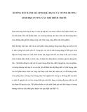 CÁC HƯỚNG DẪN ĐÁNH GIÁ SINH KHẢ DỤNG VÀ TƯƠNG ĐƯƠNG SINH HỌC INVIVO CÁC CHẾ PHẨM THUỐC