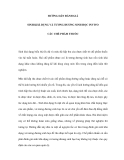 HƯỚNG DẪN ĐÁNH GIÁSINH KHẢ DỤNG VÀ TƯƠNG ĐƯƠNG SINH HỌC INVIVO