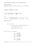 Chuyên đề: Một số đồng nhất thức cơ bản – Đỗ Trường Sơn K56-G