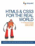 giới thiều ebook HTML5 và CSS3 in the real world phần 1