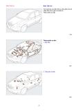 Khái quát về hệ thống điện thân xe - part 1