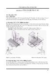 Chương 4: Công nghệ phay nc