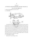 Giáo trình điện tử thông tin - Chương 5