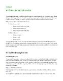 Kỹ thuật truyền số liệu - Chương 5