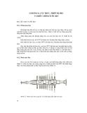 Nhiệt điện - Phần 3 Tuốc bin hơi và khí - Chương 8