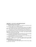 Giáo trình công nghệ sinh học thực phẩm II - Chương 5