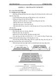 Giáo trình kỹ thuật thi công I - Phần 1 Công tác thi công đất - Chương 5