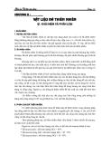 Giáo án vật liệu xây dựng - Chương 2