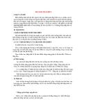 Bài giảng học HỆ SINH THÁI BIỂN