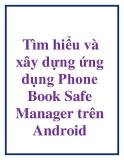Tìm hiểu và xây dựng ứng dụng Phone Book Safe Manager trên Android