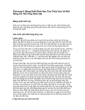 Giáo trình thủy sinh đại cương - Đại học An Giang - part 3