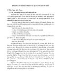 Tài liệu bồi dưỡng nghiệp vụ đăng ký thống kê đất đai part 2