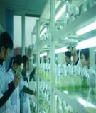 Bài giảng mô hình hóa môi trường - ( Bùi Đức Long )   chương 9