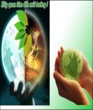 Bài giảng mô hình hóa môi trường - ( Bùi Đức Long )   chương 4