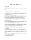Giáo trình - Tâm lý học y học - chương 4