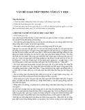 Giáo trình - Tâm lý học y học - chương 7
