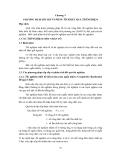Bài giảng - phương pháp thí nghiệm đồng ruộng - chương 5
