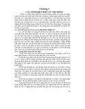 Giáo trình môn kỹ thuật điện tử - Chương 2