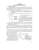 Giáo trình môn kỹ thuật điện tử - Chương 6
