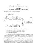 Giáo trình kỹ thuật truyền hình - Phần 1 Kỹ thuật truyền hình trắng đen - Chương 1