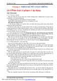 GIAO THÔNG ĐÔ THỊ VÀ CHUYÊN ĐỀ ĐƯỜNG - CHƯƠNG 4