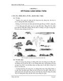Giáo trình Vẽ Mỹ Thuật II - Chương 3
