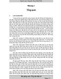 Tổng đài điện tử và mạng viễn thông - Chương 1