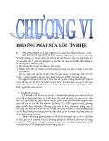 Giáo trình truyền hình số - Chương 6