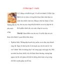 Cô Độc Lập (3 - 4 tuổi)