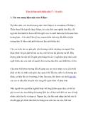 Tâm lý lứa tuổi thiếu nhi (7 - 11 tuổi)