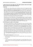 LƯỢNG GIÁ MỨC ĐỘ HOẠT ĐỘNG CỦA CÔNG NĂNG TẠNG PHỦ THEO CHỈ SỐ NHIỆT KINH LẠC QUA CÁC LẦN ĐO NHIỆT ĐỘ KINH LẠC