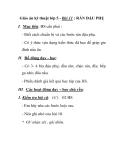 Giáo án kỹ thuật lớp 5 - Bài 11 : RÁN ĐẬU PHỤ