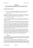 Bài giảng Thú y cơ bản :  MỘT SỐ KHÁI NIỆM THƯỜNG DÙNG TRONG THÚ Y part 1