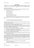 Bài giảng Thú y cơ bản : THUỐC VÀ CÁC HÓA DƯỢC THƯỜNG DÙNG TRONG THÚ Y part 1