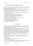 Bài giảng Thú y cơ bản : MỘT SỐ BỆNH THƯỜNG GẶP Ở VẬT NUÔI part 6