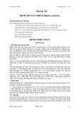 Bài giảng Thú y cơ bản : BỆNH TRUYỀN NHIỄM (Bệnh truyền lây) part 1