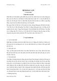Bài giảng Thú y cơ bản : BỆNH TRUYỀN NHIỄM (Bệnh truyền lây) part 9