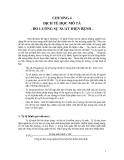 Dịch tễ học phân tích : Đo lường sự xuất hiện của bệnh part 1