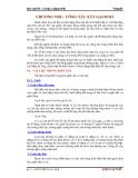 Kỹ thuật thi công II - Chương 8