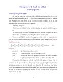 Bài giảng MÔ HÌNH CHẤT LƯỢNG NƯỚC - CHƯƠNG 2